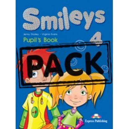 Εικόνα της SMILEYS 4 PUPIL'S PACK (GREECE) (Pupil_s Book, Let_s Celebrate 4 , Pupil_s Multi-Rom 1, Junior B ieBoo