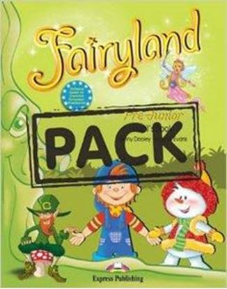 Εικόνα της FAIRYLAND STARTER PUPIL'S ie-Book PACK (GREECE) (Pupil's Book, a udio CD, DVD, ie-Book)