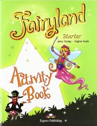 Εικόνα της FAIRYLAND STARTER ACTIVITY BOOK