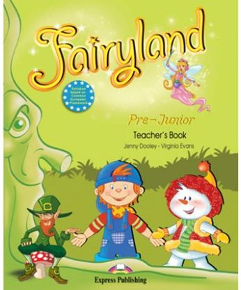 Εικόνα της FAIRYLAND STARTER T'S BOOK (WITH POSTERS)