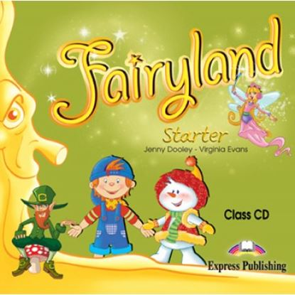 Εικόνα της FAIRYLAND STARTER PUPIL'S CD