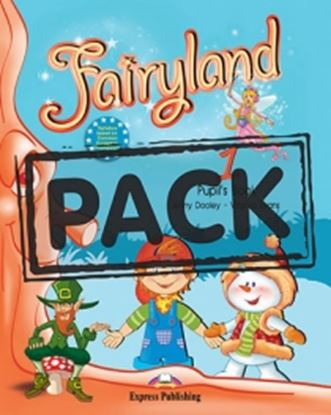 Εικόνα της FAIRYLAND 1 POWER PACK (S'S,CD,DVD,ieB OOK,ACTIVITY)