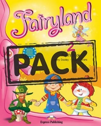 Εικόνα της FAIRYLAND 2 POWER PACK (S'S,CD,DVD,ieBΟΟΚ,ACTIVITY,VOC.& GRAMMAR )