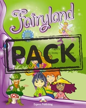 Εικόνα της FAIRYLAND 3 POWER PACK (S'S,CD,DVD,ieBΟΟΚ,ALPHABET BOOK,ACTIVITY ,VOC.& GRAMMAR)