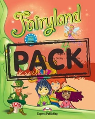 Εικόνα της FAIRYLAND 4 POWER PACK (S'S,CD,DVD,ieBΟΟΚ,ACTIVITY,VOC.& GRAMMAR )