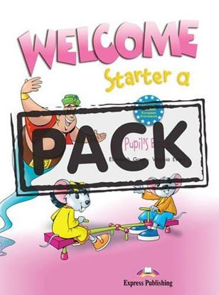 Εικόνα της WELCOME STARTER a  PUPIL'S PACK (WITH DVD PAL)