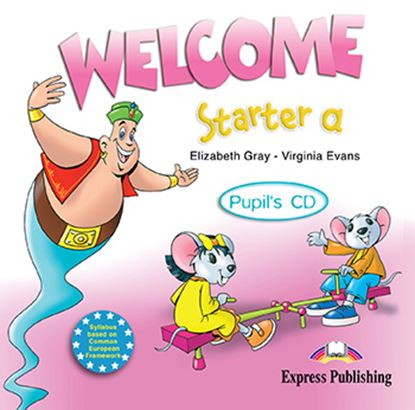 Εικόνα της WELCOME STARTER a PUPIL'S CD