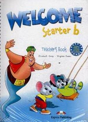 Εικόνα της WELCOME STARTER b T'S BOOK (WITH POSTE RS)