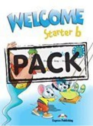 Εικόνα της WELCOME STARTER b AUDIO CD