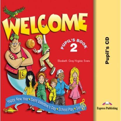 Εικόνα της WELCOME 2 PUPIL'S CD