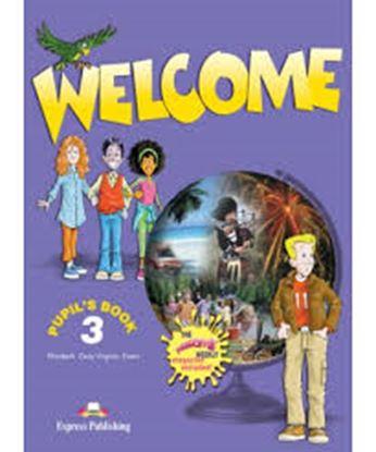 Εικόνα της WELCOME 3 S'S (WITH CD) NEW