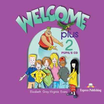 Εικόνα της WELCOME PLUS 2 PUPIL'S CD