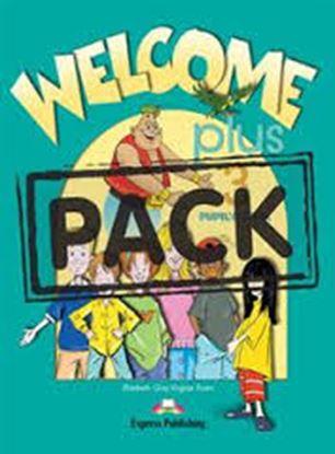 Εικόνα της WELCOME PLUS 3 PUPIL'S PACK WITH DVDPAL