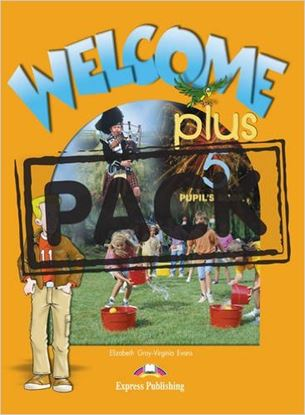 Εικόνα της WELCOME PLUS 5  PUPIL'S PACK WITH DVD PAL