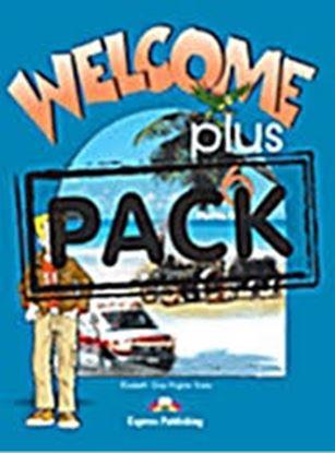 Εικόνα της WELCOME PLUS 6 PUPIL'S PACK (WITH MULT I-ROM PAL)