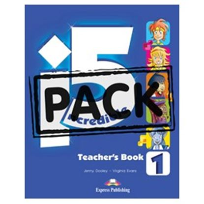 Εικόνα της INCREDIBLE 5 1 TEACHER'S BOOK INTERLEAVED WITH POSTERS (SET OF 1 0)