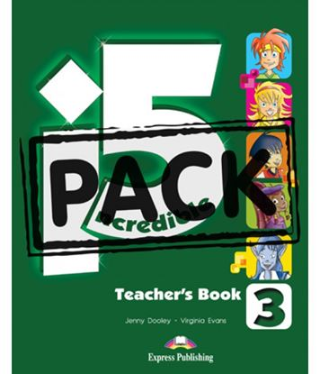 Εικόνα της INCREDIBLE 5 3 TEACHER'S BOOK INTERLEAVED WITH POSTERS (SET OF 1 0)