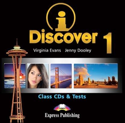 Εικόνα της I- DISCOVER 1 -CLASS CDs