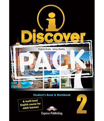Εικόνα της i-DISCOVER 2 STUDENT'S BOOK & WORKBOOK (ADULT LEARNERS) with ie- book (GREECE)