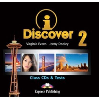 Εικόνα της I- DISCOVER 2 - CLASS CDs