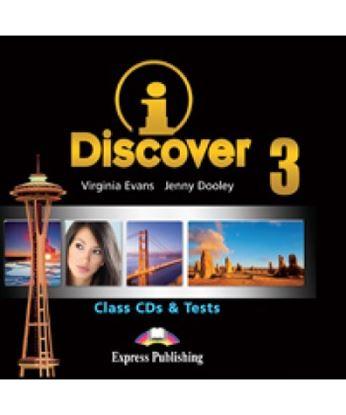 Εικόνα της I- DISCOVER 3 -CLASS CDs