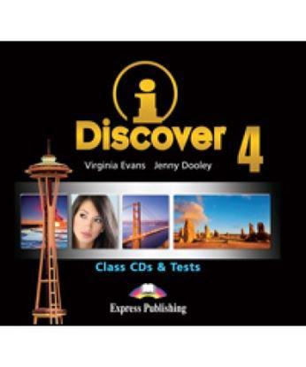 Εικόνα της I- DISCOVER 4 - CLASS CDs