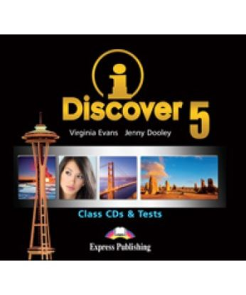 Εικόνα της I- DISCOVER 5 - CLASS CDs