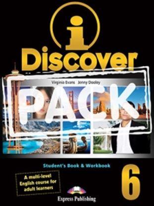 Εικόνα της i-DISCOVER 6 STUDENT'S BOOK & WORKBOOK (ADULT LEARNERS) with ie- book (GREECE)