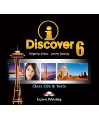 Εικόνα της I- DISCOVER 6 - CLASS CDs