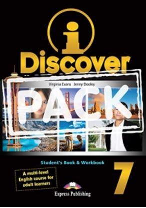 Εικόνα της i-DISCOVER 7 STUDENT'S BOOK & WORKBOOK (ADULT LEARNERS) with ie- book (GREECE)