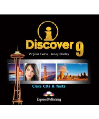 Εικόνα της i-DISCOVER 9 CLASS CD'S (SET OF 3)