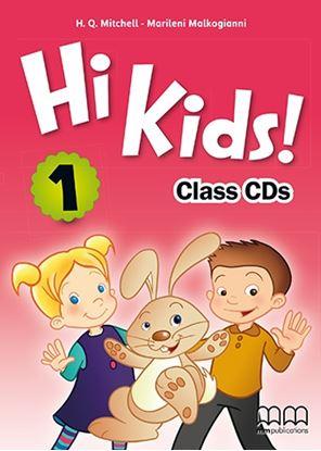 Εικόνα της HI KIDS 1 (BRIT.) CLASS CD
