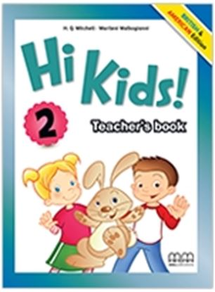 Εικόνα της HI KIDS 2 Teacher's Book