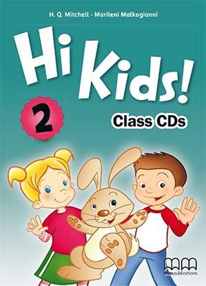 Εικόνα της HI KIDS 2 (BRIT.) CLASS CD