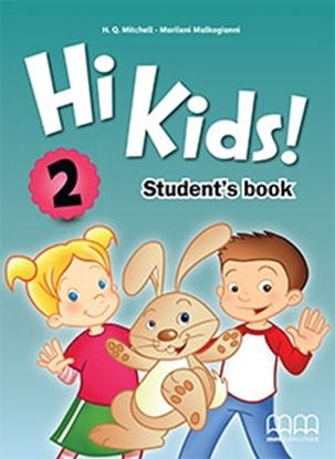 Εικόνα της HI KIDS 2 Student's Book (with CD and Alphabet)