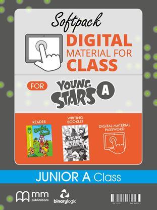Εικόνα της SOFT PACK DMC Ja YOUNG STARS