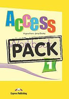 Εικόνα της ACCESS 1 WORKBOOK PACK