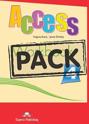 Εικόνα της ACCESS 4 WORKBOOK PACK