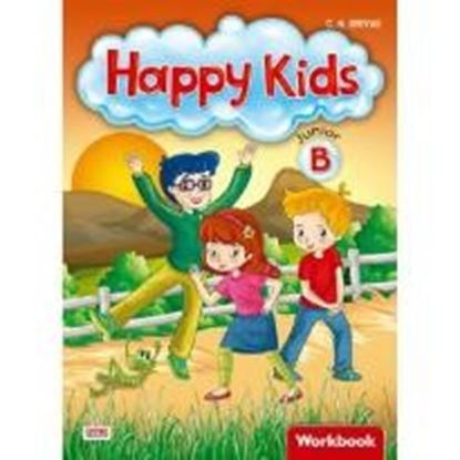 Εικόνα της HAPPY KIDS JB WORKBK