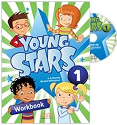 Εικόνα της YOUNG STARS 1 W.B. (INC.CD)