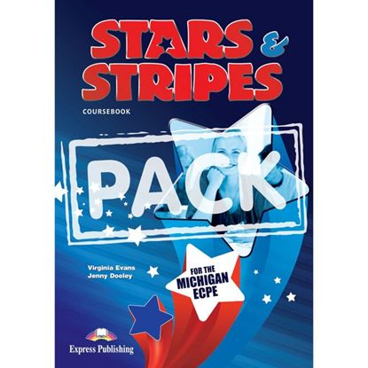Εικόνα της STARS & STRIPES MICHIGN ECPE POWER PACK (STUDENT'S BOOK, SKILLS BUILDER STUDENT'S BOOK, COURSEBOOK C