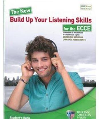 Εικόνα της THE NEW BUILD UP YOUR LISTENING SKILLS FOR THE ECCE STUDENT'S BOOK