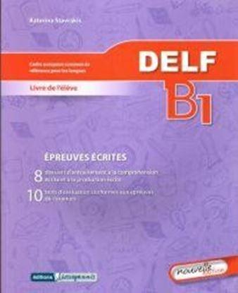 Εικόνα της DELF B1 ESCRIT METHODE N/E