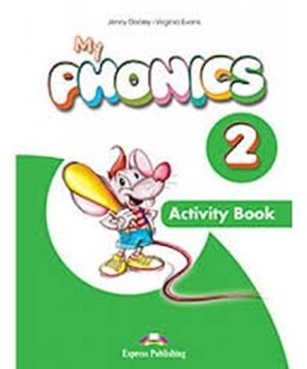 Εικόνα της MY PHONICS 2 ACTIVITY BOOK