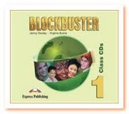 Εικόνα της BLOCKBUSTER 1 CLASS CDs (SET OF 4)