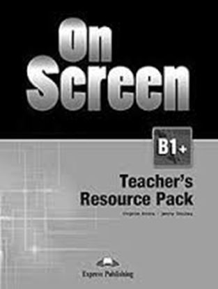 Εικόνα της ON SCREEN B1+ TEACHER'S BOOK (WITH WRI TING BOOK AND WRITING BOOK KEY)