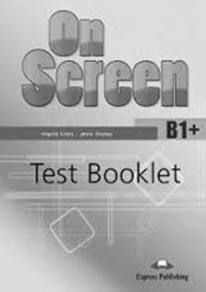 Εικόνα της ON SCREEN B1+ TEST BOOKLET