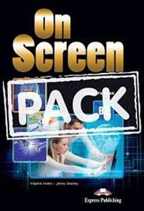 Εικόνα της ON SCREEN B2 REVISED STUDENT'S PACK 4 (S'S, Writing book, iebook, WB & Grammar, Companion, PRACTICE T