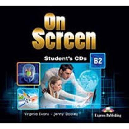 Εικόνα της ON SCREEN B2 REVISED STUDENT'S BOOK (WITH WRITING BOOK & IEBOOK) (GREECE)