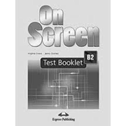 Εικόνα της ON SCREEN B2 TEST BOOKLET REVISED